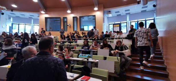 Il Liceo De Sanctis Galilei di Manduria partecipa al International Cosmic Day