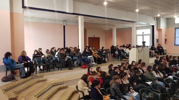 LA STORIA È MAESTRA DI VITA. SEMINARIO SULLA RESISTENZA DEGLI ITALIANI IN ALBANIA AL LICEO DE SANCTIS GALILEI DI MANDURIA