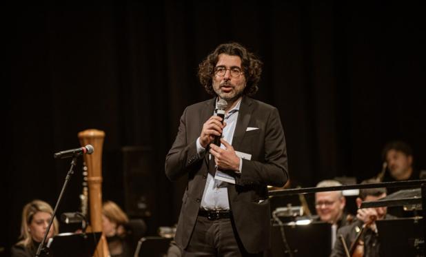 L'invito dell'Orchestra Magna Grecia: «Diodato, suoniamo insieme!»