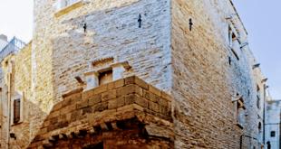 Fortezze e Castelli di Puglia: La Casa dei Cavalieri di Malta di Bitetto