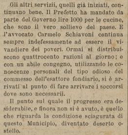 1865-1866: IL COLERA IN MANDURIA NELLE CRONACHE DELL'EPOCA (seconda parte)