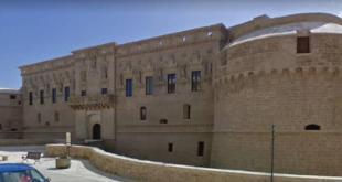 Fortezze e Castelli di Puglia: Il Castello di Corigliano d'Otranto