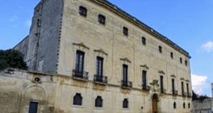 Fortezze e Castelli di Puglia: Palazzo Baronale Granafei a Sternatia
