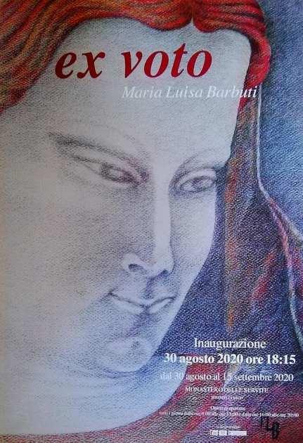 """Museo Civico Manduria: presentazione della mostra """"Ex-voto"""", la """"teoria"""" di Madonne di Maria Luisa Barbuti"""