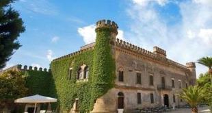Fortezze e Castelli di Puglia: Castello Monaci