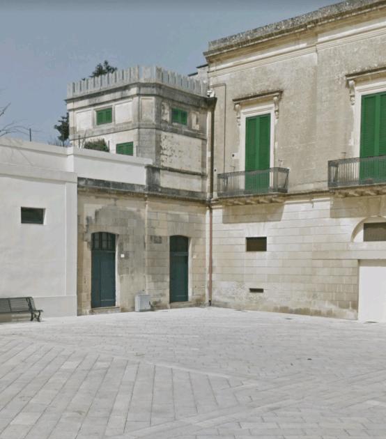 Fortezze e Castelli di Puglia: Il perduto Castello di Surano e la Torre esterna