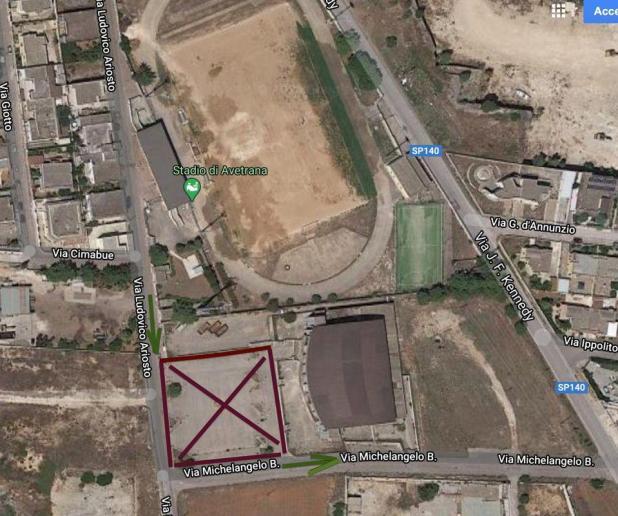 """Da Avetrana parte la proposta per l'installazione di tende per """"area tamponi COVID19 per Medicina di Base"""""""