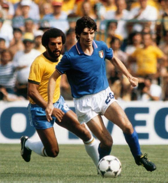 È andato via anche Paolo Rossi. Il calciatore del pensiero