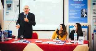 """""""Moro vive!"""" - Gli studenti dell'IPSSEOA Mediterraneo di Maruggio e Pulsano incontrano  Gero Grassi"""