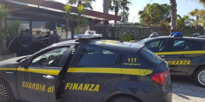 Guardia di Finanza di Manduria: confiscati beni immobili per 835 mila euro