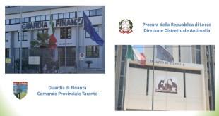 Frodi su carburanti, eseguite 45 misure cautelari e 71 denunciati anche a Taranto