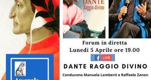 Dante inattuale nella contemporaneità? Il libro di Pierfranco Bruni su L'Arsenale delle Idee