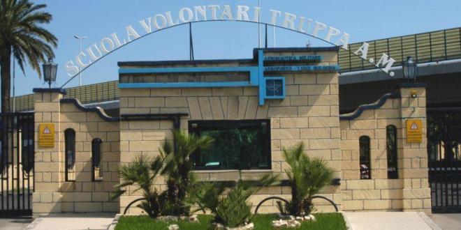 Attivo da lunedì 12 aprile il presidio vaccinale all'interno della Scuola Volontari dell'Aeronautica Militare di Taranto