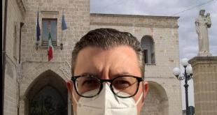 """Covid Maruggio. Il sindaco Longo: """"ci siamo stabilizzati ormai sui 20/25 positivi"""""""