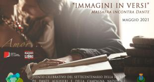 """Campagna nazionale """"IL MAGGIO DEI LIBRI"""", Concorso Fotografico : IMMAGINI IN VERSI""""- Massafra incontra Dante"""