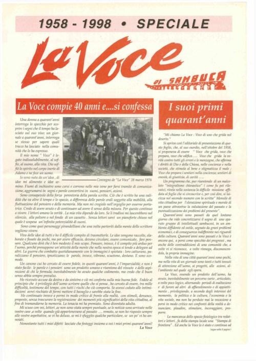 ANTEPRIMA N.351 Gennaio Febbraio Speciale 1998