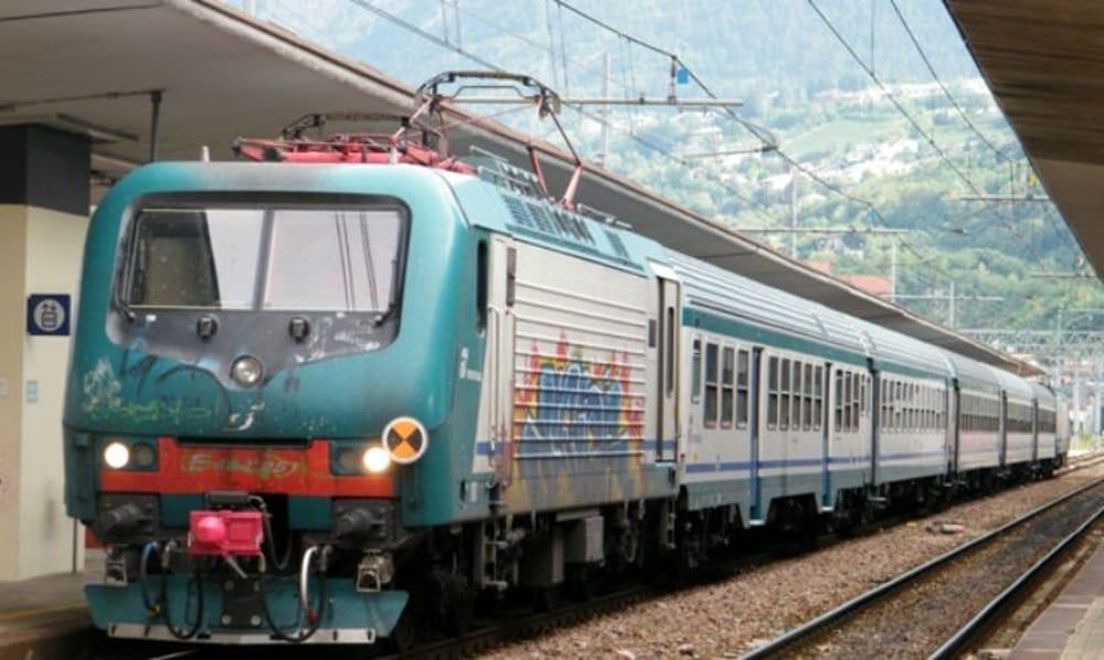 Conegliano: si masturba in treno davanti a due donne