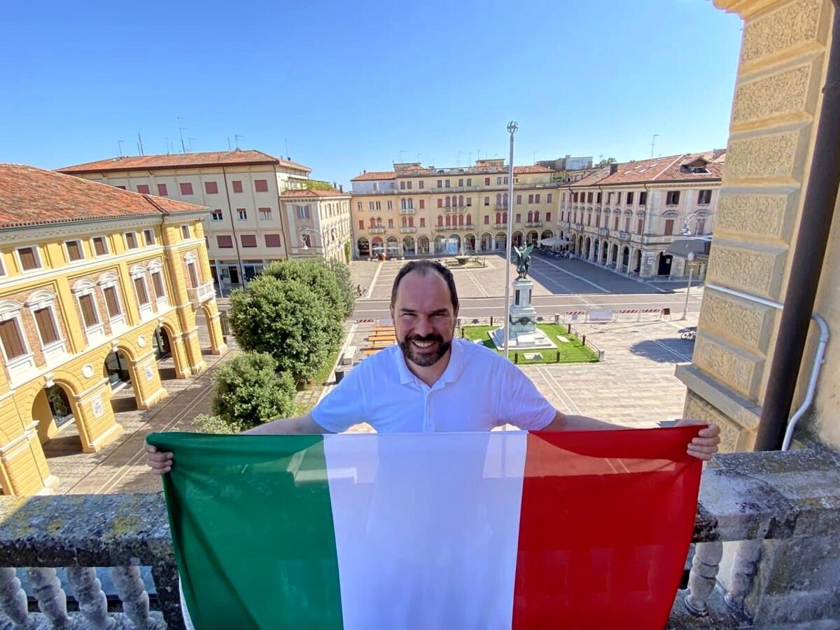 Italia-Inghilterra, il sindaco di Mogliano: «Appello alla responsabilità»
