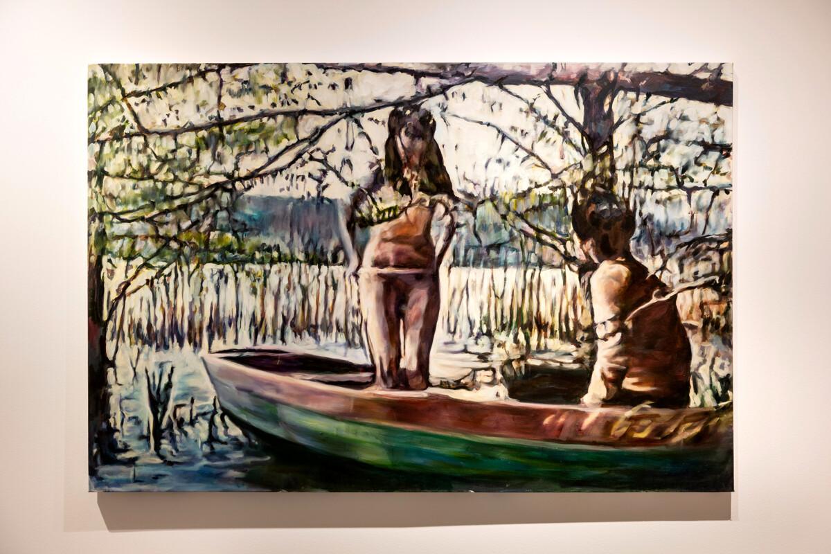 """Gallerie delle Prigioni, ecco """"Painting now"""" in dialogo con Carlo Sala"""