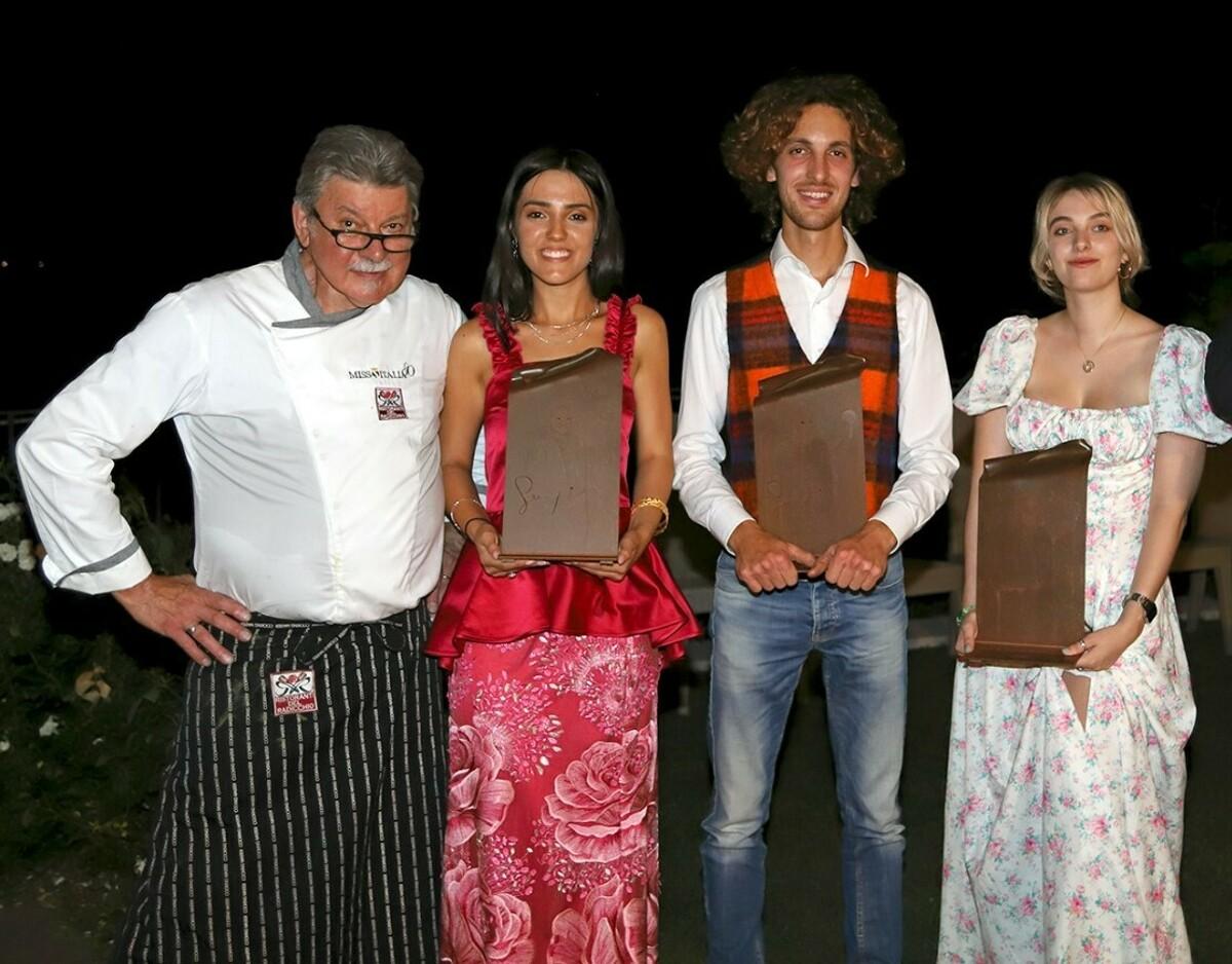 Premio locanda da Gerry 2021 a tre talenti under 35