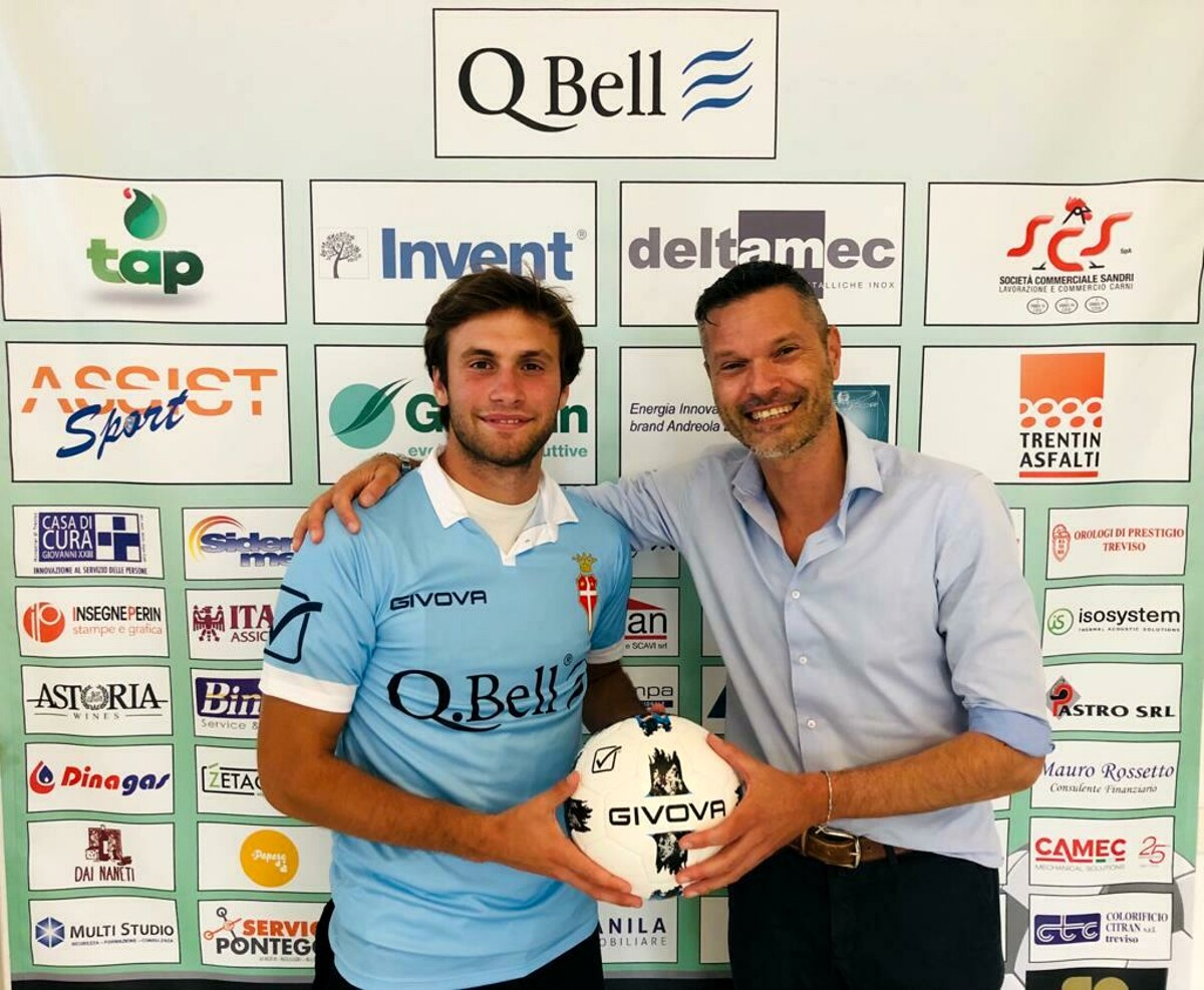 Treviso Calcio: confermato Abcha e preso Granati dal Mestre