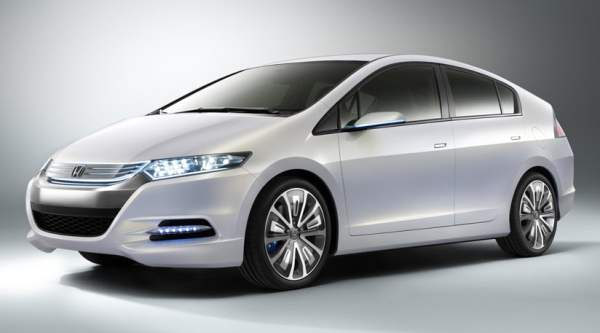 Honda Insight 2 hybride