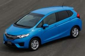 Honda Jazz 2 Hybrid