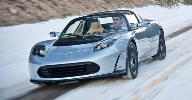 tesla roadster voiture lectrique essais prix caract ristiques. Black Bedroom Furniture Sets. Home Design Ideas