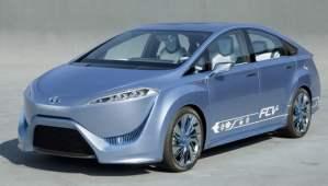 Toyota: des voitures équipées de pile combustible à l'hydrogène d'ici 2015