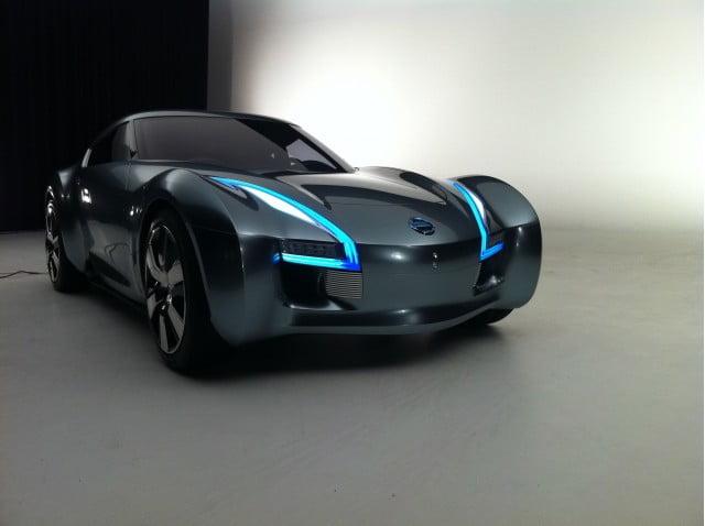 La Nissan ESFLOW concept du Salon de Genève de 2011.