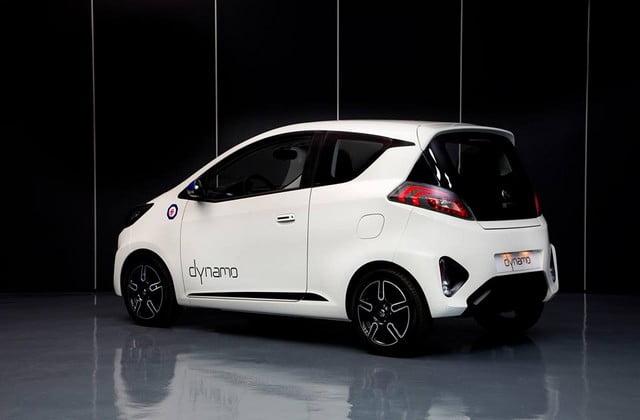 MG-Dynamo electrique