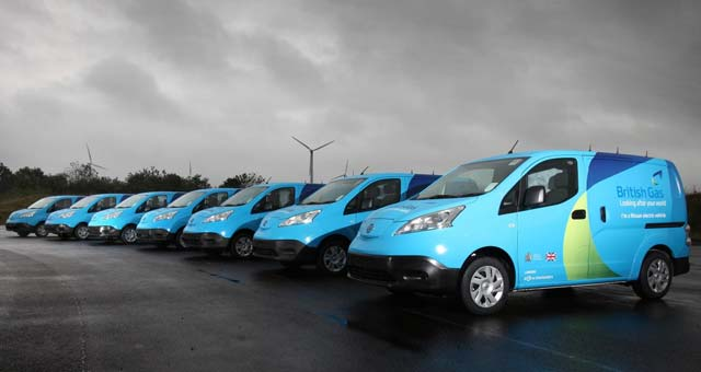 e-NV200-British-Gas