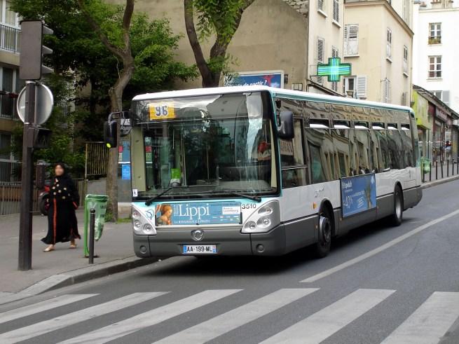 ratp bus