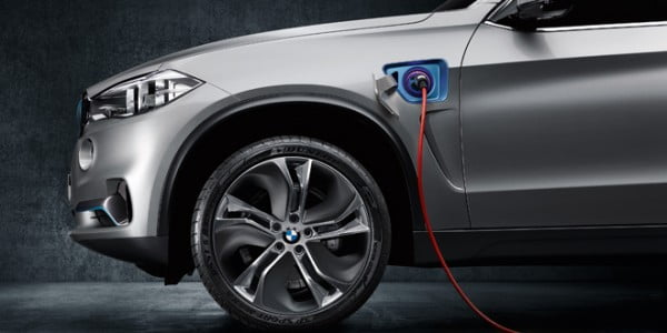 BMW X5 PHEV eDrive