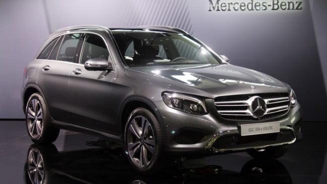 Mercedes Benz Dvoile Un Nouveau Crossover Hybride