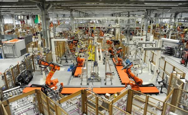 usine bmw leipzig