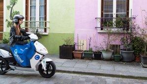 Cityscoot : 5 000 scooters électriques en libre service dès 2018