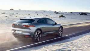 Voiture électrique Jaguar : lancement officiel de l'I-Pace