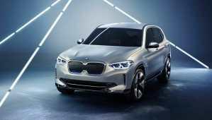La prochaine BMW électrique produite en Chine