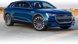 Voiture électrique Audi: l'e-tron fera ses débuts le 17 septembre