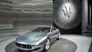 Alfa Romeo et Maseratise lancent dans l'électrification