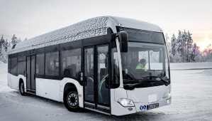 250km d'autonomie réelle pour les bus électriques Daimler d'ici 2020