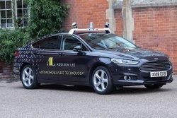 Conduite autonome : un service de location privée opérationnel à Londres d'ici 2021