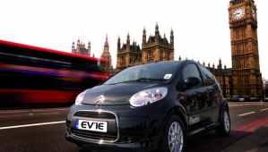 Citadine électrique : Citroën prépare une C1 électrique