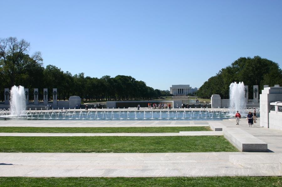 WW 2 memorial