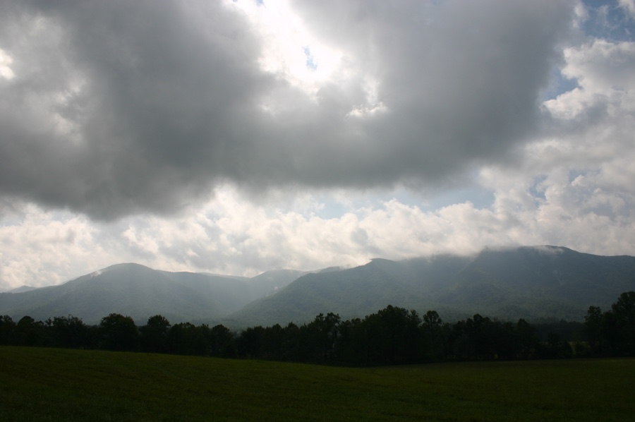 Cade's cove - smoky mountains