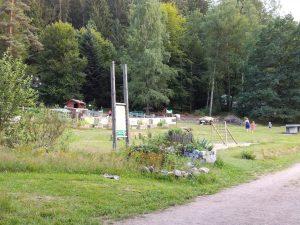 camping du Mettey