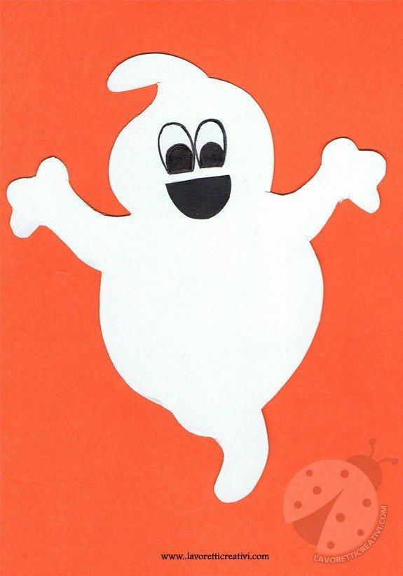 Decorazione di halloween fantasma - Halloween decorazioni ...