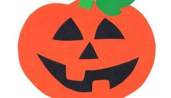 Sagoma zucca di Halloween - Lavoretti Creativi 99b763be299a