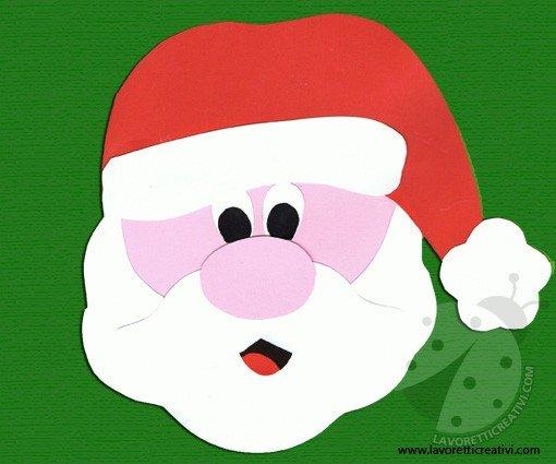 Addobbi natalizi babbo natale for Addobbi natalizi per la classe